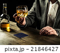 Drinking whiskey at night 21846427