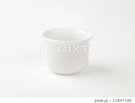 white cup without handleの写真素材 [21847180] - PIXTA