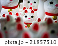 豪徳寺の招き猫(東京の風景) 21857510