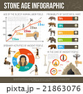 Stone Age Infographic 21863076