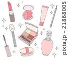 化粧品 コスメ イラストのイラスト 21868005