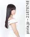 若い女性 ポートレート 21878748