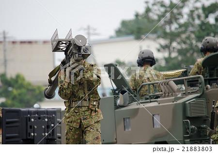 91式携帯地対空誘導弾の写真素材 [21883803] - PIXTA