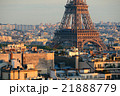 Paris rooftop view 21888779