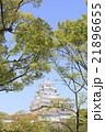姫路城 21896655