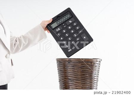 電卓の写真素材 [21902400] - PIXTA