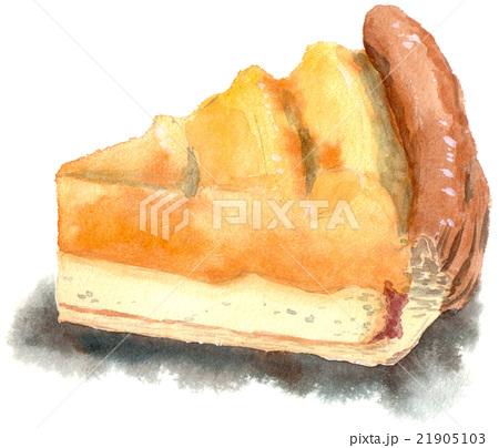 アップルパイカットケーキ影あり 21905103