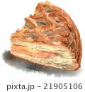 アップルパイカットケーキ影あり 21905106