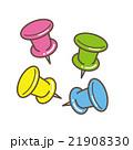カラフルなピン 21908330
