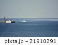 網走(オホーツク海)の蜃気楼 4 21910291