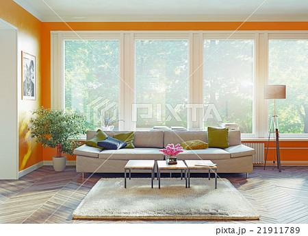 modern interior 21911789