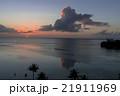 タモン湾に沈む夕陽 21911969