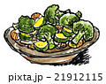 ブロッコリーの炒め物16421pix1 21912115