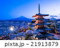 日本 風景 山梨県の写真 21913879