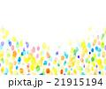 水玉 水彩 テクスチャーのイラスト 21915194