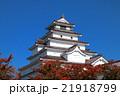 秋の鶴ヶ城 21918799
