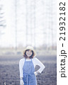 春 農業女子 21932182