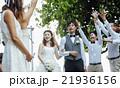 新婚 夫婦 結婚式の写真 21936156