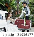 人物 花婿 花嫁の写真 21936177