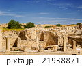 ドゥッガ 廃墟 建造物の写真 21938871