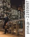 ビジネスマン 電話 人物の写真 21939097