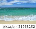 大宜味村 ビーチ 海の写真 21963252