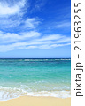 大宜味村 ビーチ 海の写真 21963255