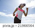 ジョギング ランニング 走るの写真 21966564
