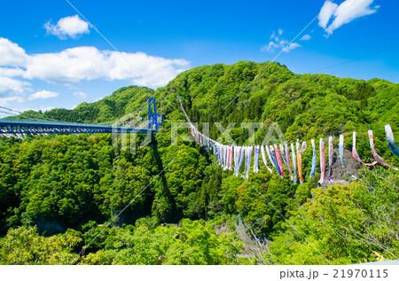 茨城県 竜神大吊橋 21970115