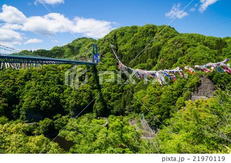 茨城県 竜神大吊橋 21970119