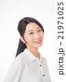 笑顔 女性 黒髪の写真 21971025