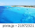 カリブ海 リゾート プエルトリコ 海外 アメリカ 海 夏 季節 風景 クルーズ  21972321