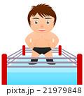 プロレスラー 格闘家 リング 21979848