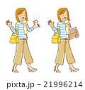 女性 会社員シリーズ 21996214