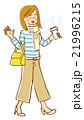 女性 会社員シリーズ 21996215