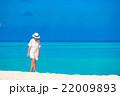 ビーチ 浜辺 海岸線の写真 22009893