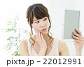 ビューティーイメージ 若い女性 22012991