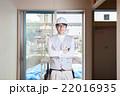 建築現場 作業員 男性の写真 22016935