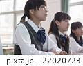 生徒 授業 女子の写真 22020723