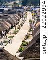 福島県 大内宿 22022994