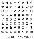 アイコンのセット 22025011