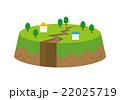 地割れ 活断層【災害・シリーズ】 22025719