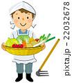 いろいろな職業 農業 22032678