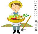 いろいろな職業 農業 22032679