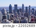 モントリオールの風景 22032689