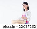 主婦(洗濯) 22037262