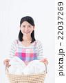 主婦(洗濯) 22037269