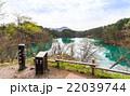 五色沼湖沼群 毘沙門沼 磐梯朝日国立公園の写真 22039744