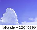 夏の雲 22040899