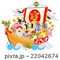 七福神(七福鳥) 22042674
